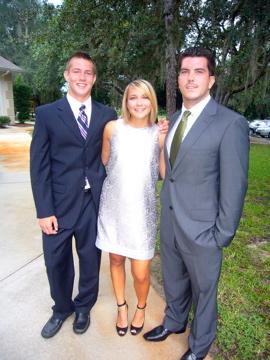 David, Abby, & Matt